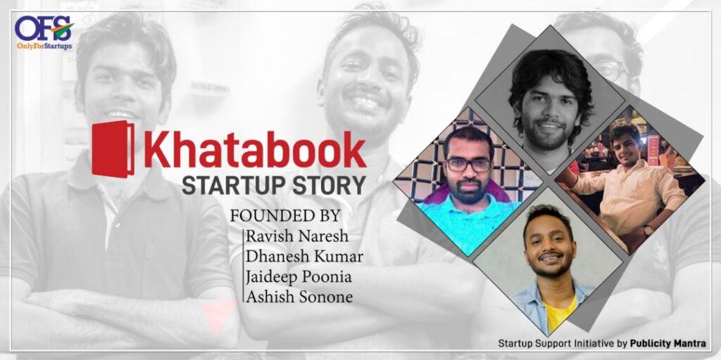 Khatabook Startup story